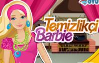 Temizlikçi Barbie