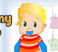 Timmy Bebeği Giydir