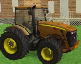 Traktör Sımülatörü