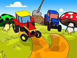 Traktörlerin Yarışı