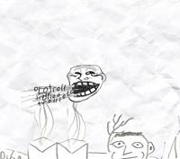 Troll Kafa Fırlat