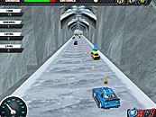 Tünelde Yarış 3D