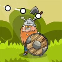 Viking Balta Fırlatma
