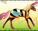 Yarış Atı Giydirme