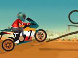 Zamana Karşı Motosiklet Yarışı