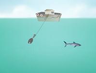 Zıpkınla Balık Avı
