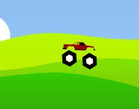 Zıplayan Araba