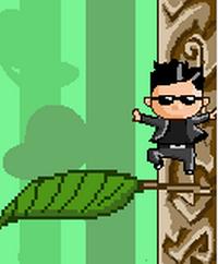 Zıplayan Gangnam Style
