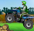 Zorlu ATV Yarışı