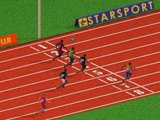 100 Metre Koşma Yarışı