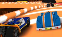 3D Alevli Yarış