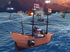 3D Deniz Korsanları Savaşı