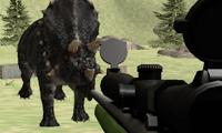 3D Dinozor Avcısı Keskin Nişancı