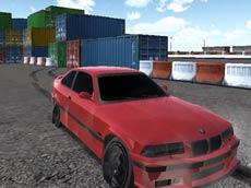 3D Drift Yarışması