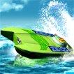 3D Hız Teknesi Yarışı