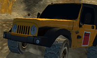 3D Off-Road Tepeleri