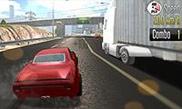 3D Otoyol Sürüşü