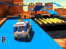 3D Oyuncak Araba Simulatörü