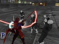 3D Samuray Kılıcı