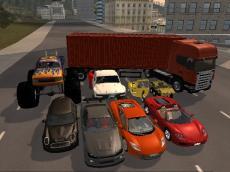3D Şehir Sürücüleri