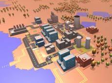 3D Şehir