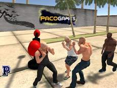 3D Sokak Dövüşü
