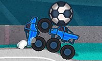 Canavar Kamyon Futbolu