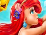 Deniz Kızı Ariel Banyo