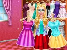 Evie'nin Karışık Kıyafetleri
