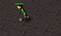 Gerçekçi 3D Sokak Futbolu