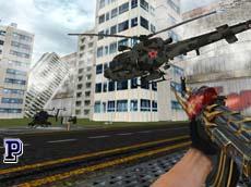 Helikopter Bomba Ekibi 3D