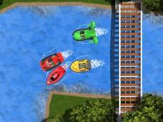 Hovercraft Yarışı