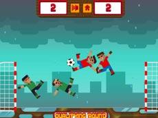 İki Kişilik Futbol Fiziği