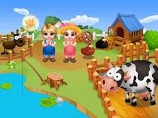 İkizlerin Şirin Çiftliği