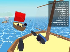 Krew.io Online Tekne Savaşları