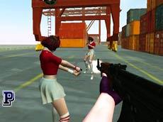 Lady Shooters (Kadın Savaşçılar)