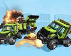 Lego Volkan İşçileri