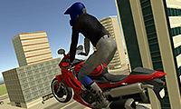 Moto Sürücüsü 3D