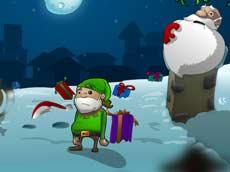 Noel Baba Elf