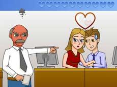 Ofiste Öpüşme