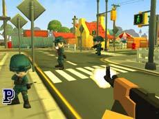 Online 3D Savaş Toon Soldiers