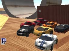 Online Araba Yarışı Scrap GL Micro