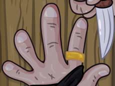 Parmağını Kesme