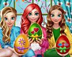 Prenseslerin Yumurta Eğlencesi