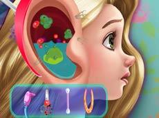 Rapunzel Kulak Rahatsızlığı