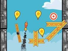 Roket Balon Patlatma