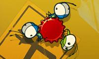Sevimli Böcek Fırlatma