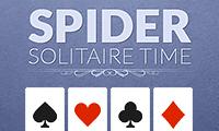 Spider Solitaire Zamanı