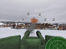 Tankla Uçak Vur