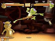 Zombi vs Hamster